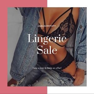 Other - Lingerie Sale